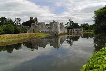 Desmond Castle ligt aan de rand van het dorp Adare van Babetts Bildergalerie