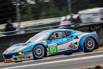 Lotus Evora GTE - 24 uur van Le Mans van Richard Kortland