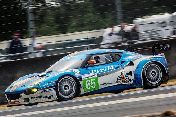 Lotus Evora GTE - 24 uur van Le Mans