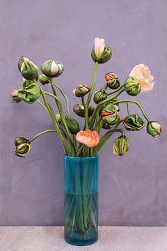 Stilleben besonderer Tulpen von Lotte de Graaf