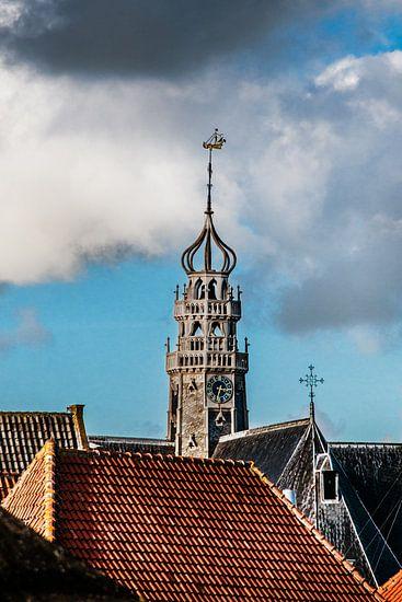De toren van Hoorn van Harrie Muis