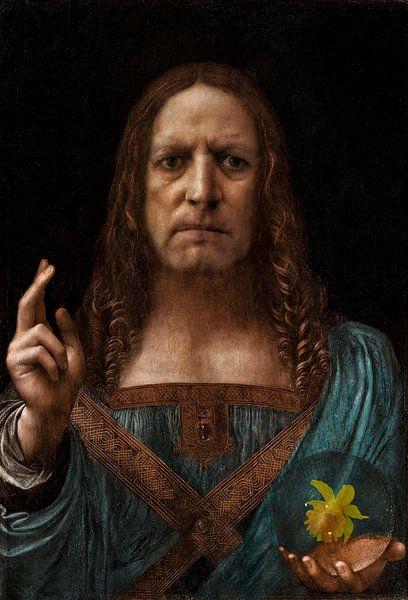 Dominus Mundi: Besitzen Sie Ihren eigenen Da Vinci von Ruben van Gogh