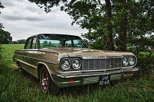 Chevy Bel Air `64 van