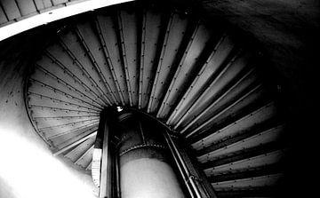 de trap naar boven van Ellen Crownwell
