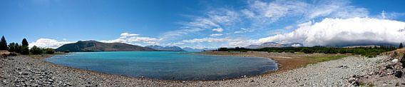 Panorama: Lake Tekapo