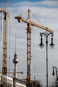 Berlin sur Eric van Nieuwland
