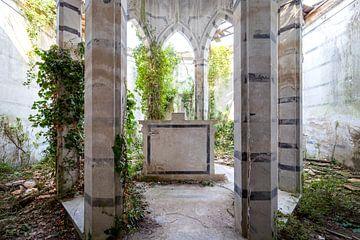 église abandonnée sur Kristof Ven