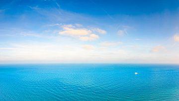 Blauwe Oceaan van Günter Albers