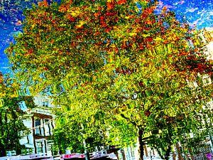 Urban Painting 156 van MoArt (Maurice Heuts)