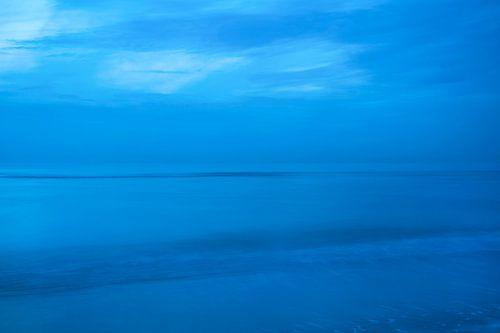 Oneindig blauw