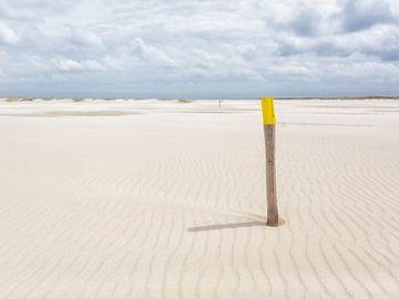 Terschelling Groene Strand van Gini Roth
