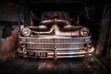 Verlaten Chrysler van Frans Nijland