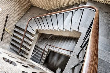 Treppenhaus von Henk Elshout