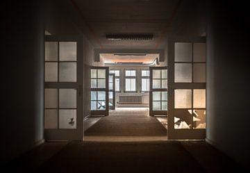 Portes ouvertes sur Olivier Van Cauwelaert