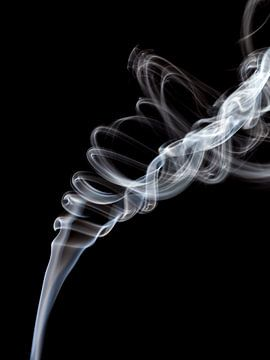 Draaiende rook van José Verstegen