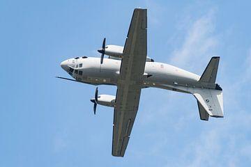 Alenia C-27J Spartan van