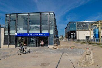 Fietshotel aan de Spoorzone Tilburg van Freddie de Roeck
