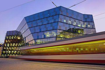 Linie 5 Freiburg von Patrick Lohmüller