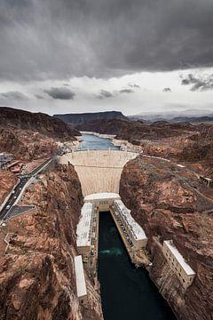 Hoover Dam - 7 van Keesnan Dogger Fotografie