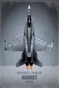 Straaljager - McDonnell Douglas Hornet van