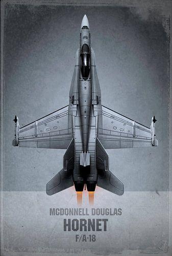 Straaljager - McDonnell Douglas Hornet