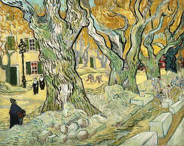 Vincent van Gogh. De stratenmakers