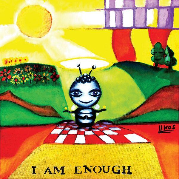 I am enough von Lorette Kos
