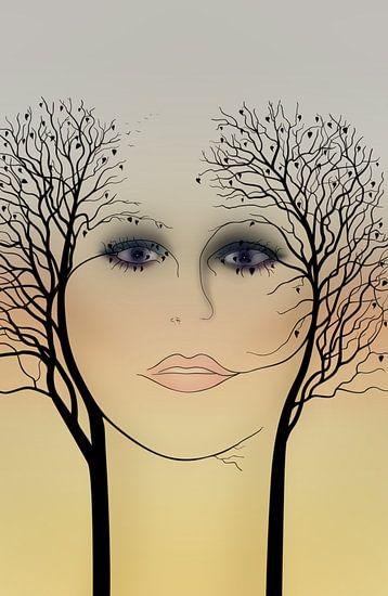 Naturverbunden van Marion Engelhardt