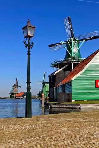 molens van Zaanse Schans