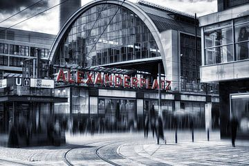 Alexanderplatz van