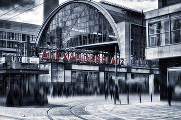 Alexanderplatz von Claudia Moeckel