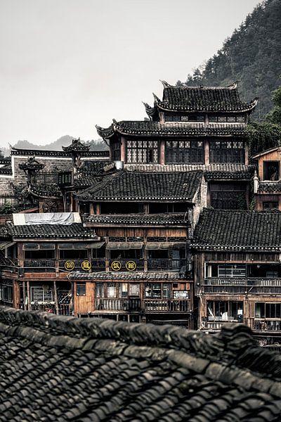 Fenghuang Ancient Town van Cho Tang