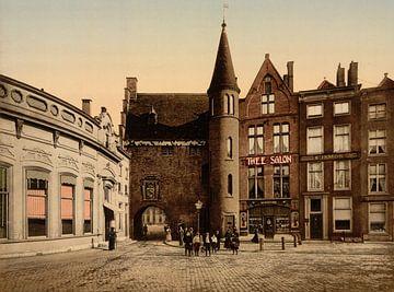 Gevangenpoort, Den Haag von Vintage Afbeeldingen