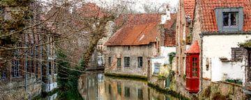 Dit is Brugge - België... van Andreas Wemmje
