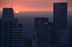 Rotterdam in de ban van de Troonswisseling