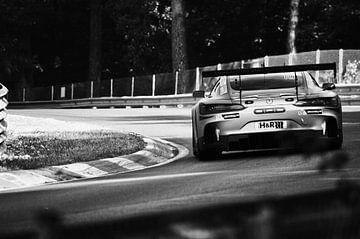 Silberpfeil Mercedes von Mike Landman