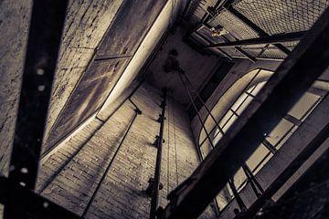 oude liftschacht