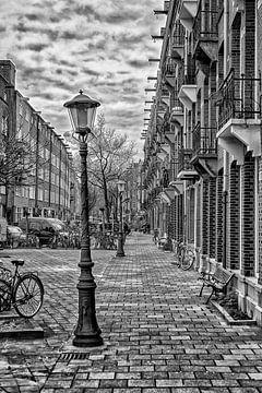 Die Cornelis Trooststraat in Amsterdam. von Don Fonzarelli
