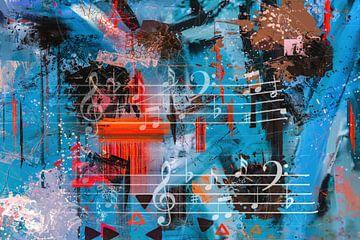 Chaos in der Musik von Christine Nöhmeier