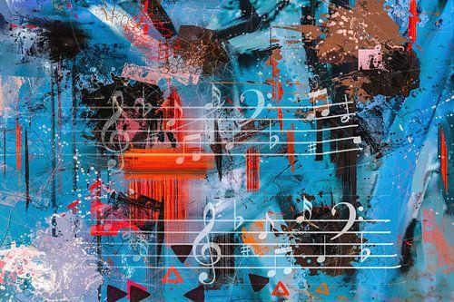 Wandbilder abstraktionen fraktale linien geometrische formen von christine n hmeier - Geometrische wandbilder ...