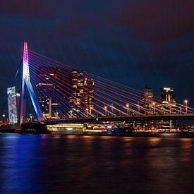 Eurovision Erasmus Bridge sur Paul Poot