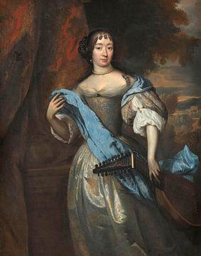Johanna le Gillon, Ehefrau von Hieronymus van Beverningk, Jan de Baen