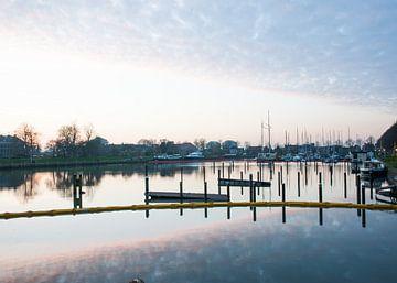 Westerhaven Medemblik van Robert Gieling