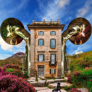 Haus des Tubisten von Harald Fischer