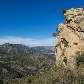 Berge und Himmel von Montepuro