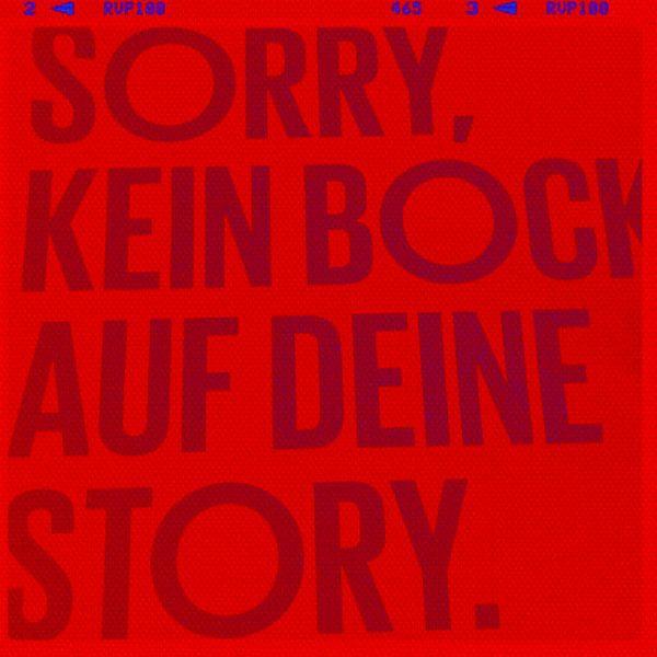 Typografie Pop Art PUR  van Felix von Altersheim