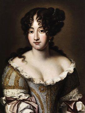 Clelia Cesarini Colonna als Cleopatra, Jacob-Ferdinand Voet