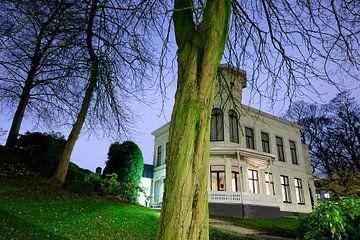 Villa Lievendaal in Utrecht sur Donker Utrecht