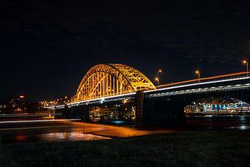 Nimwegener Waalbrücke 4 von Rick Giesbers