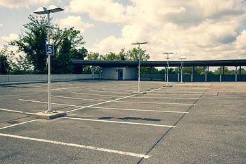 Parkeerniveau nr. 5 -2 van Marc Heiligenstein
